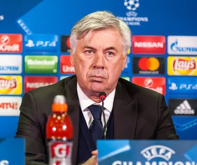 Carlo Ancelotti is Everton's new Head Coach after Marco Silva's sacking