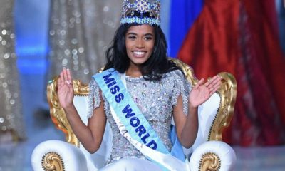 Meet Our Miss World 2019 winner, Toni-Ann Singh of Jamaica