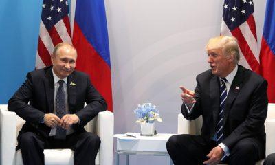 "Vladimir Putin criticizes Trump's ""impeachment"" by the US Congress"