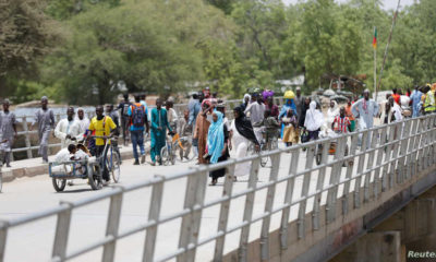 Boko Haram rocks as 30 people were killed in a crowded bridge bomb blast