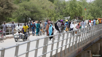 Boko Haram rocks as 30 people were killed in a crowded bridge bomb blast