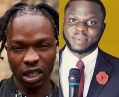 """""""Naira Marley is a demon and he is satanic""""- Apostle Omashola reveals what God told him"""