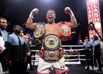 IBF gives Anthony Joshua deadline to fight Kubrat Pulev or fears loosing his belt