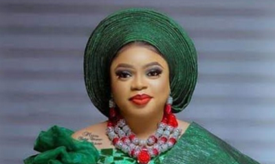 """I will slay in all BLACK to your burial""- Bobrisky reacts to false news that he is dead"