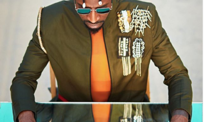 Singer 9ice stuns in new photos as he turns 40 today