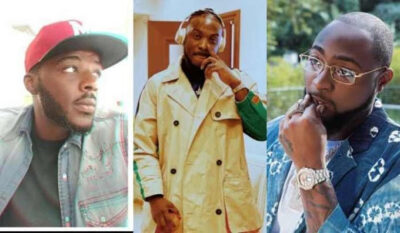 Peruzzi's former boss, Patrick accuses him of committing incest by sleeping with Davido's Chioma