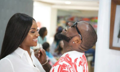 Davido unfollows Chioma and Peruzzi on instagram after claims made by King Patrick