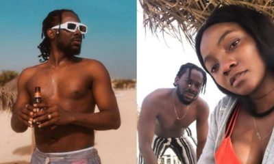 Couple Goals: Simi and Adekunle Gold celebrates one year anniversary in Cape Verde