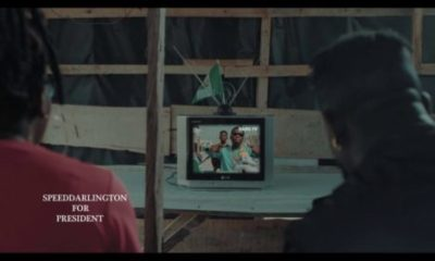 Video Premiere: Speed Darlington- Akamu