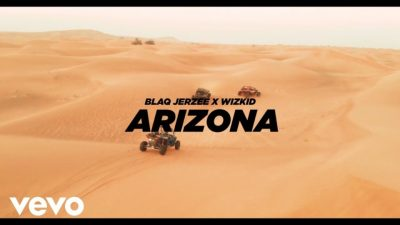 Video Premiere: Blaq Jerzee Ft Wizkid- Arizona
