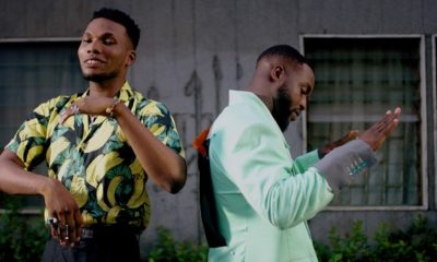 Video Premiere: DJ Neptune Ft Victor AD- Tomorrow