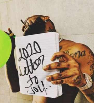 Download Music: Davido- 2020 Letter To You