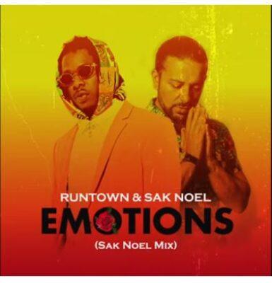 Download Music: Runtown x Sak Noel- Emotions (Sak Noel Mix)