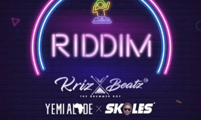 Download Music: Krizbeatz Ft Skales x Yemi Alade- Riddim