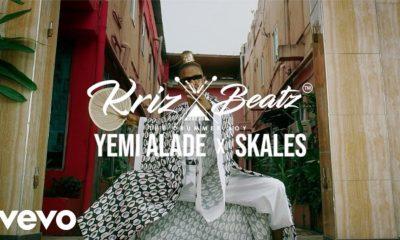 Video Premiere: Krizbeatz Ft Skales x Yemi Alade- Riddim