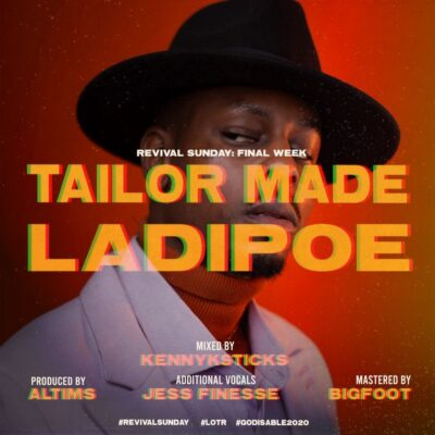 Download Music: LadiPoe- Tailor Made
