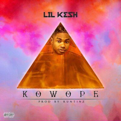Download Music: Lil Kesh- Kowope