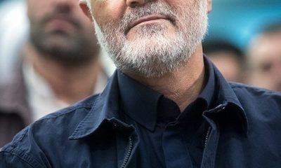'Death will visit the U.S. soldiers in the Middle East'- Daughter of Qassem Soleimani