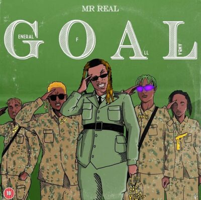 Mr Real- General Of All Lamba (Goal) EP