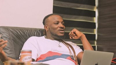 """My new house na better Set-Up""- Peruzzi cries out after spending too much on new crib"