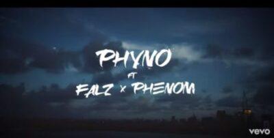 Video Premiere: Phyno Ft Falz x Phenom- Get The Info