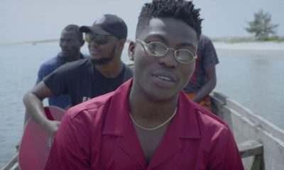 Video Premiere: Reekado Banks- Rora (Acoustic Version)