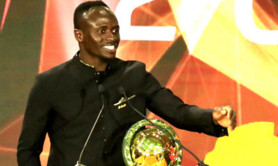 Senegal's Sadio Mane clinches 2019 African Best Award