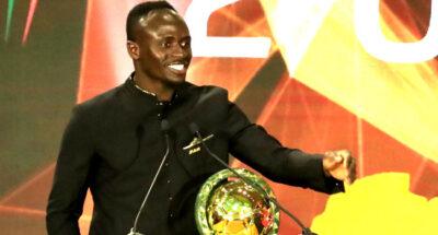 Senegal's Sadio Mane clinches 2019 African Best Award