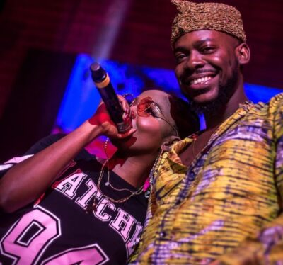 """""""I didn't wanna sound like i liked Kunle that much""""- Simi reveals why she kept her love life private"""