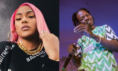 "Stefflon Don is in love with Naira Marley's song ""Tesumole"""