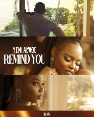 Video Premiere: Yemi Alade- Remind You