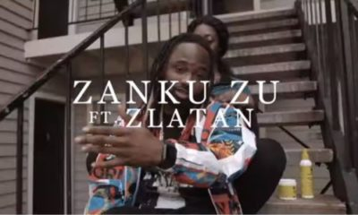 Video Premiere: Sinzu Ft Zlatan- Zanku Zu