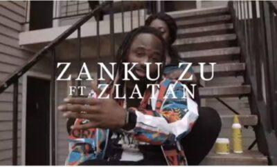 Video Premiere: Sinzu Ft Zlatan- Zanku Zu