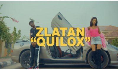 Video Premiere: Zlatan- Quilox