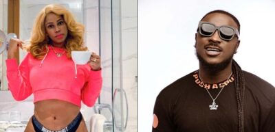 UK Songstress, Daffy Blanco accuses Peruzzi of trying to rape her