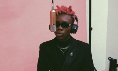 """my dad that ran to another country when i was born""- Blaqbonez calls out his dad"