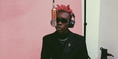 """""""my dad that ran to another country when i was born""""- Blaqbonez calls out his dad"""