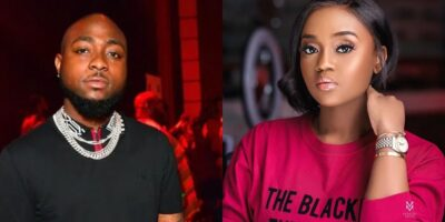 Davido and Chioma follows each other again on instagram after twitter breaks hell