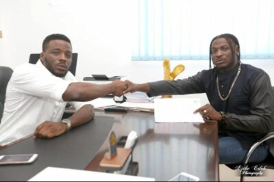 """""""You sold my tracks to individuals without giving me any money""""- Peruzzi replies his former music boss"""