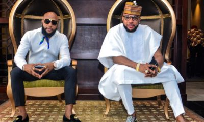 Kcee and his brother, E-Money builds 2.5km road in Anambra State