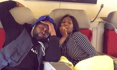 Skales is getting married soon as he confirms engagement to long-time girlfriend, Neza