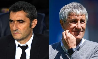 Valverde SACKED, Quique Setien IN as Barcelona begins a new era