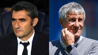 Valverde SACKED, Quique Setien IN as Barcelona begins a new era
