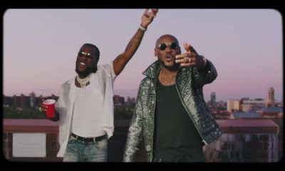 Video Premiere: 2Baba Ft Burna Boy- We Must Groove
