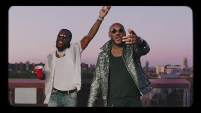 Video Premiere: 2Baba Ft Burna Boy- We Must Groove