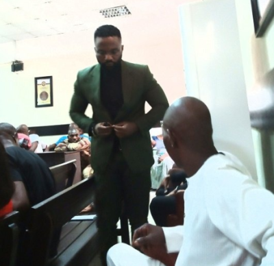 Iyanya was granted 20 Million Naira bail over supposed car robbery