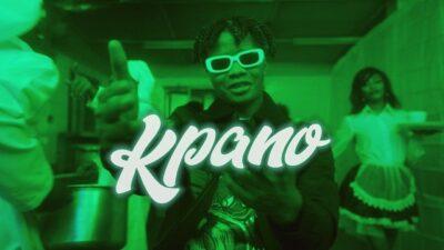 Video Premiere: Crayon- Kpano