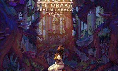Download Music: Efe Oraka Ft M.I Abaga- Zion