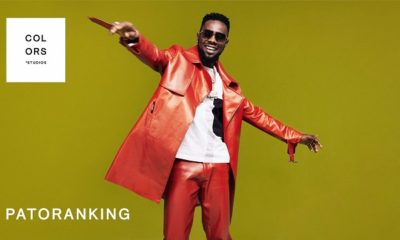 Video Premiere: Patoranking- Feelings (Colors Show Studio)