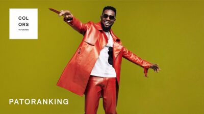 Video Premiere: Patoranking- Feelings (Colors Show Studio)
